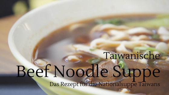 Beef Noodle Suppe