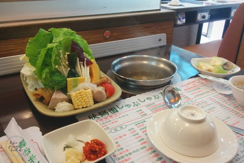 Taiwan Essen - Hot Pot