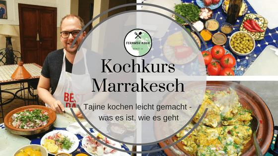 Kochkurs Marrakesch