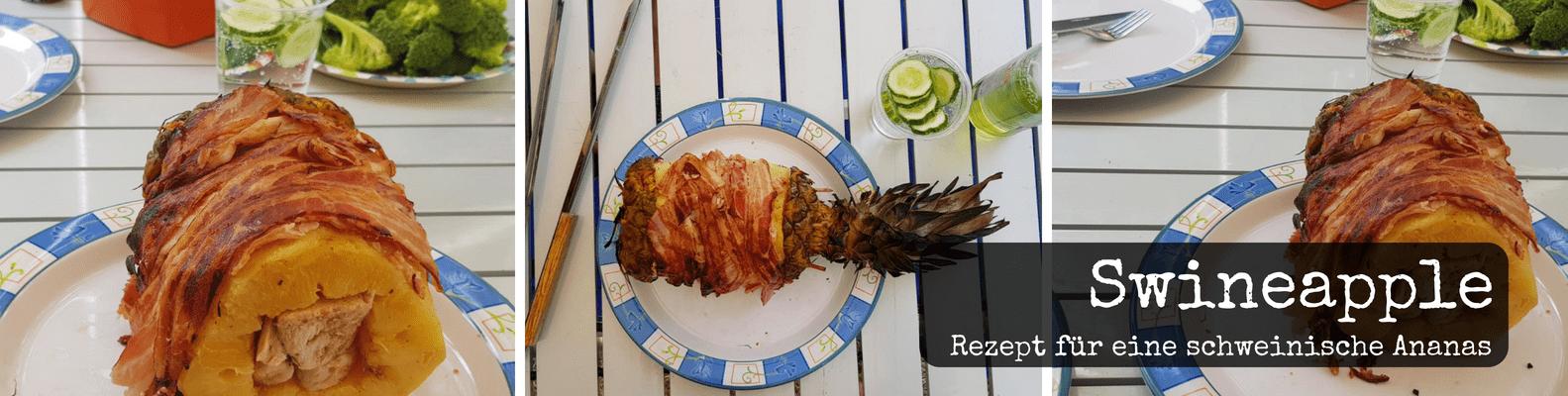 Swineapple - Eine schweinische Ananas