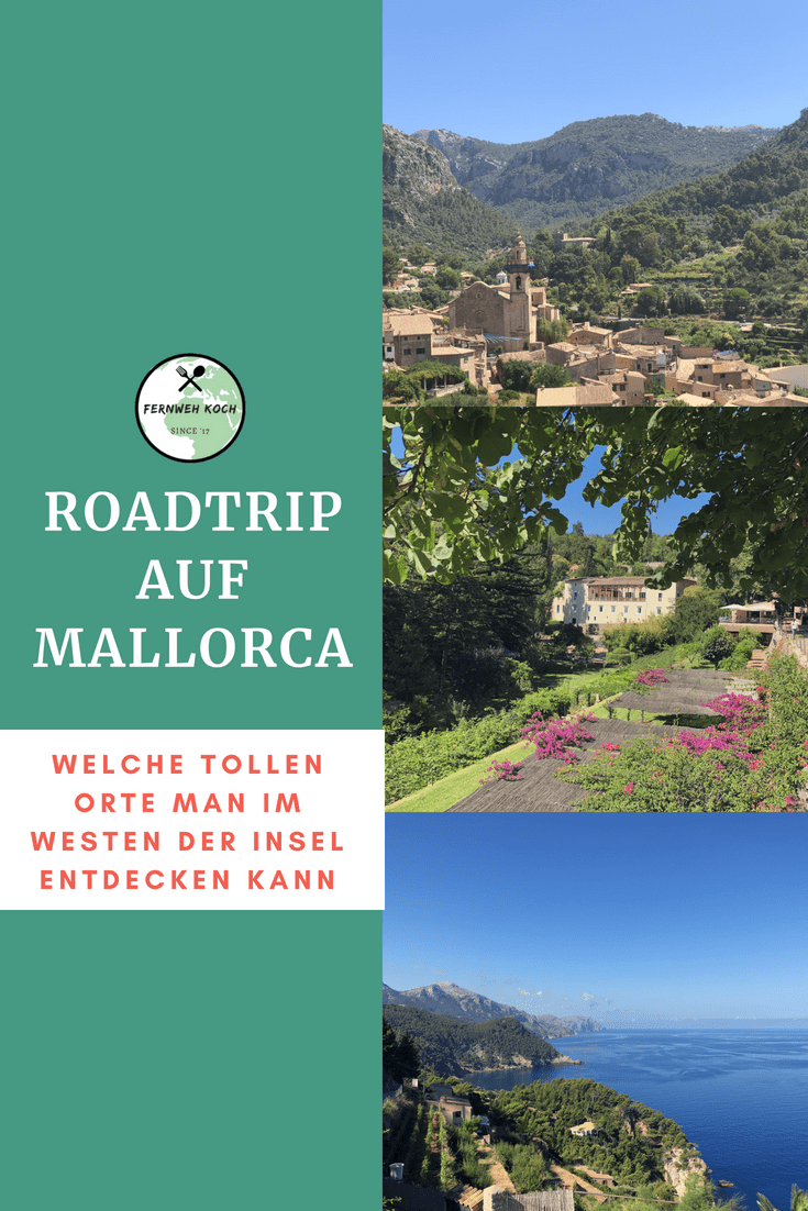 Mallorca Roadtrip Pinterest