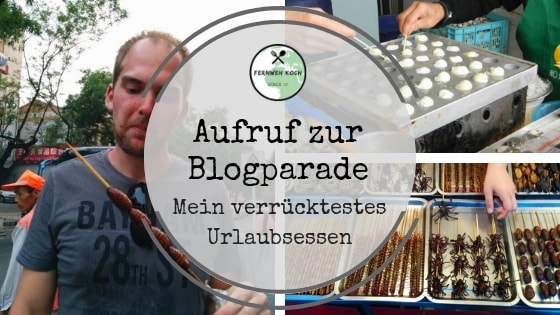 Aufruf Blogparade