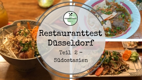 Restaurants in Düsseldorf - Südostasien
